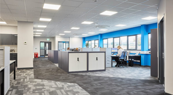 Classeq Factory Offices