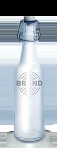 EAU de VIE 500ml Swing Top Bottle