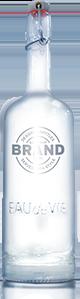 EAU de VIE 750ml Swing Top Bottle