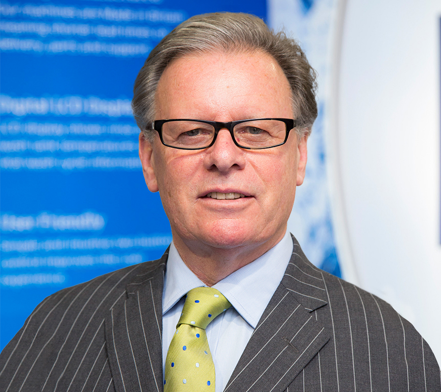 David B Smithson, CEO, Classeq UK Ltd