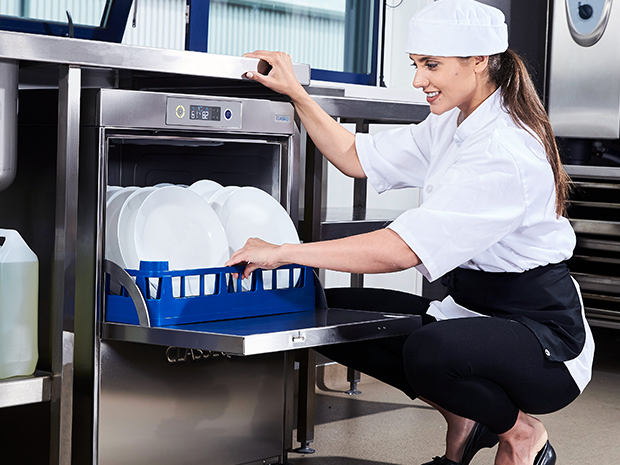 Commercial Undercounter Dishwashers by Classeq