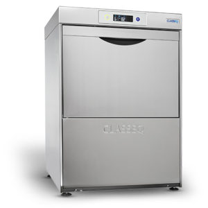 D500DUO Undercounter Dishwasher by Classeq